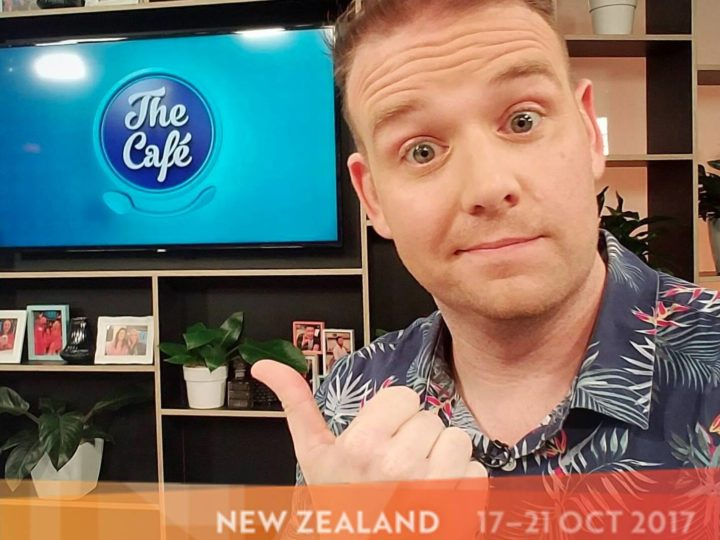 Cafe Chat About NZIF